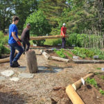 Traditional Acadian Kitchen Garden -Pubnico, NS