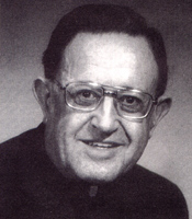 Father Clarence Joseph d'Entremont