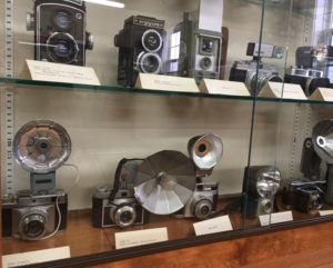 Collection de cameras