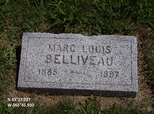 Belliveau, Marc Louis
